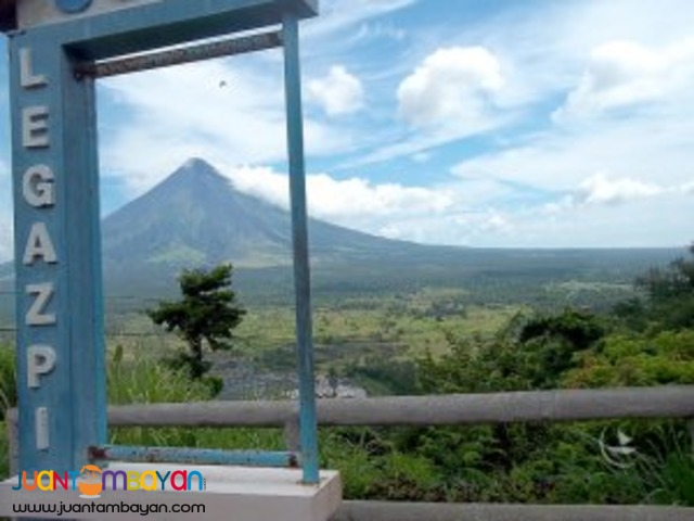 Captivating Volcano, Bicol tour package