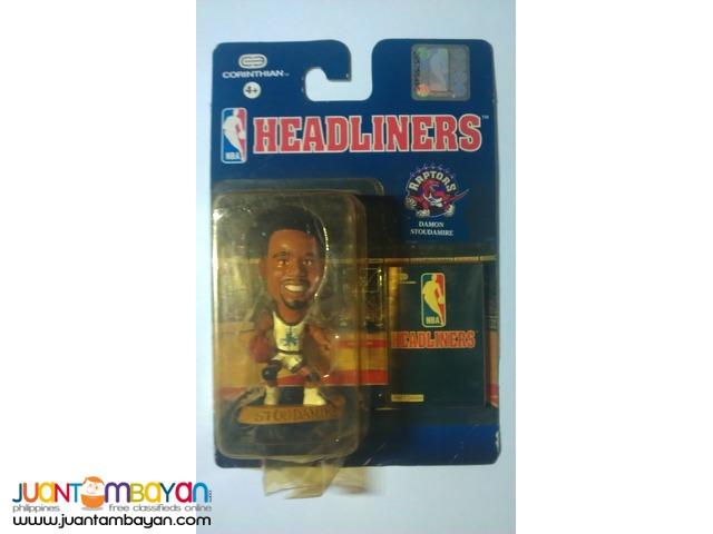 NBA Headliners 80s-90s Legends Big Head Figurines