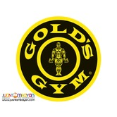Gold's Gym Membership at 70% off