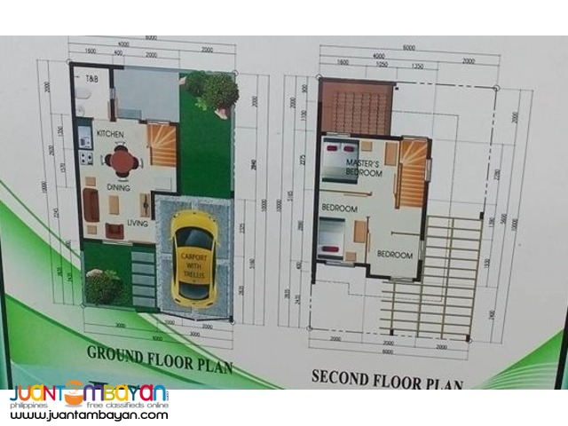 Kawit Cavite House RFO few minutes drive to Manila Mall of Asia