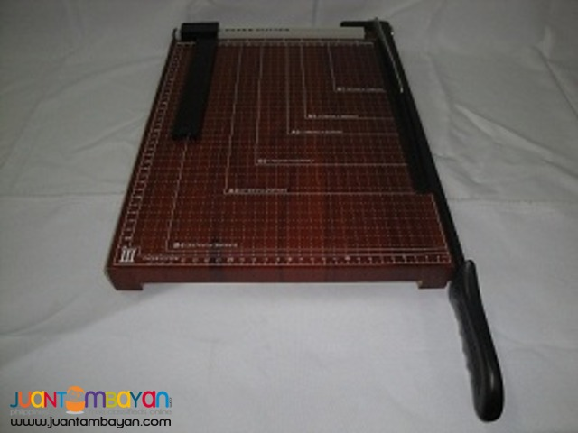 Polaris paper cutter wood base B4 (12 x 15)