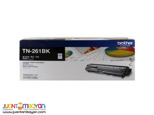TN-261 BK/C/Y/M