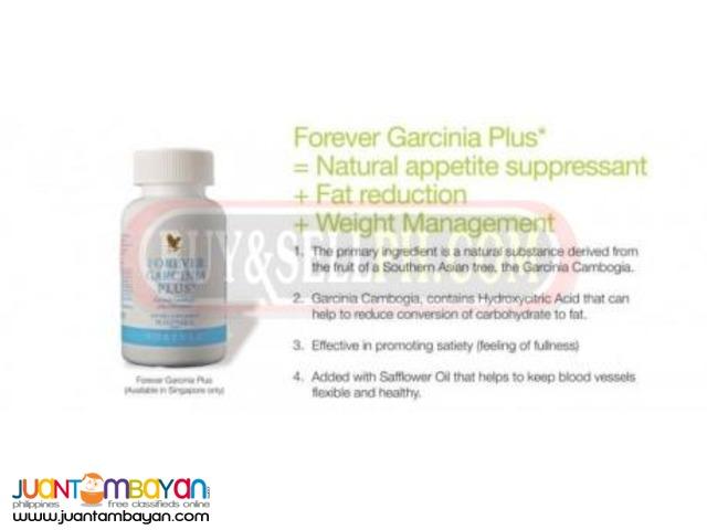 Forever Garcinia plus (appetite suppressant and fat burner)