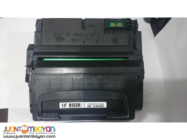 HP Q1338A BLACK LASERJET TONER CARTRIDGE