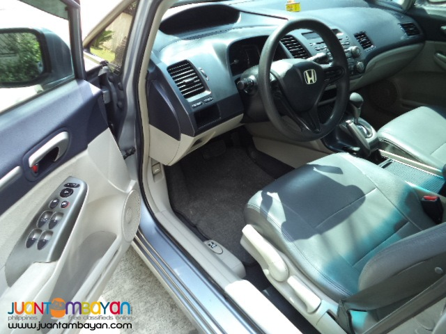 2007 Honda Civic 1.8S