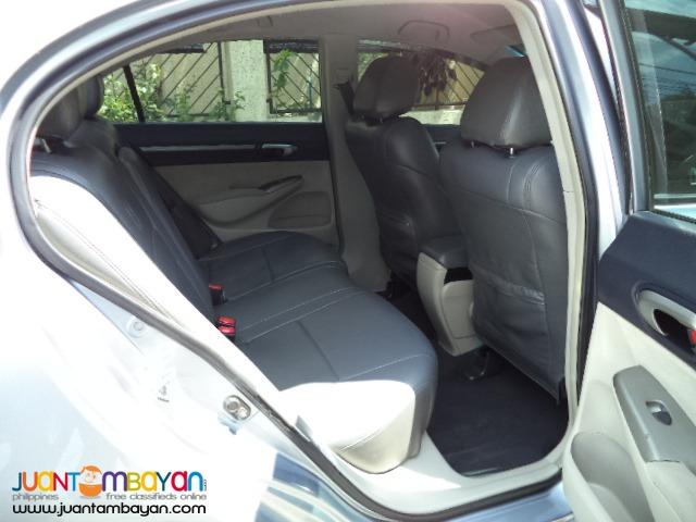 2007 Honda Civic 1.8S