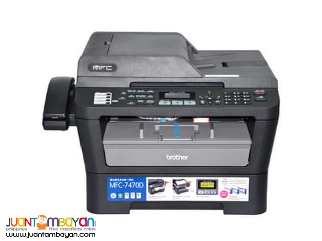 installment brother mfc-7470d printer