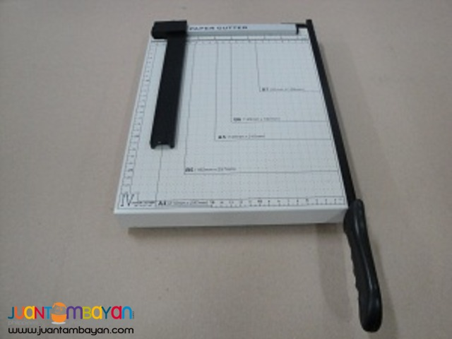 Polaris Paper cutter metal base (10 x 12)