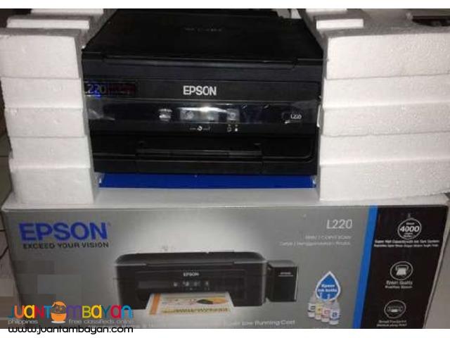 epson-l220 printer installment basis