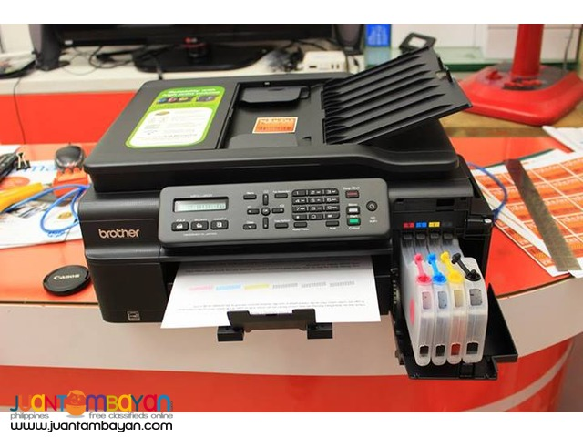 inkjet printer brother-j200 for installment