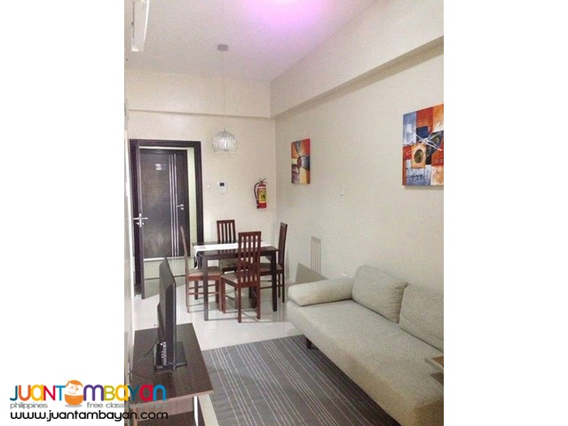 35k 1BR Furnished Condo Unit For Rent in Banawa Cebu City