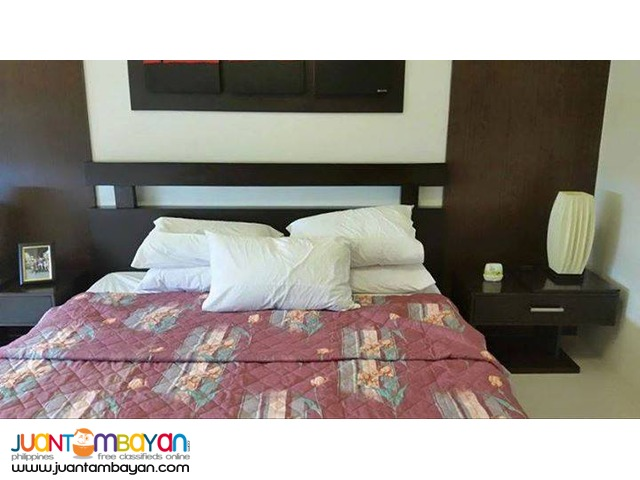 35k 1BR Furnished Condo Unit For Rent near Ayala Cebu City