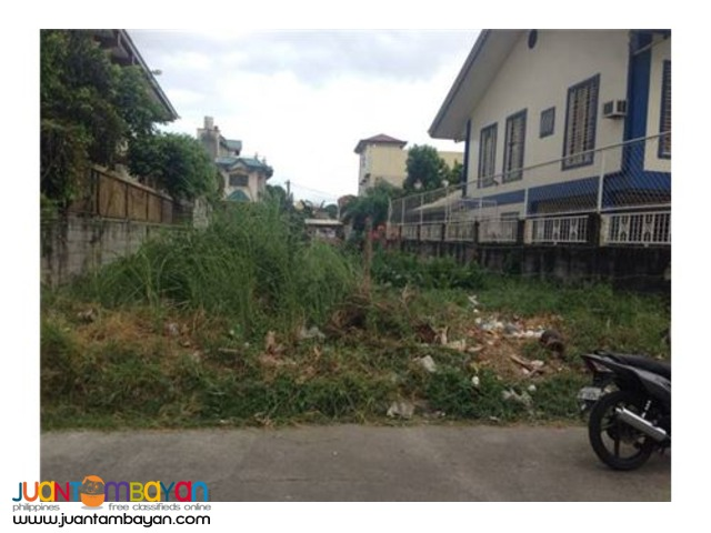 Residential Vacant lot for sale in Pasig City