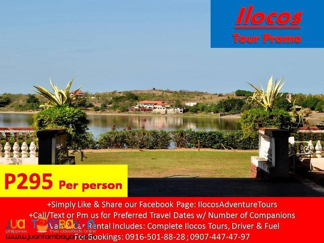 ilocos van and car rentals