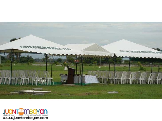 Green Garden Memorial Park Iloilo Memorial Lot