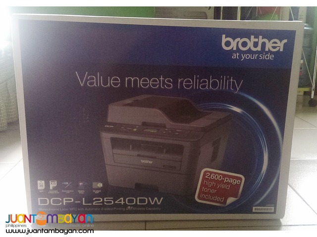 Brother DCP-L2540DW Rent to Own / Rentals
