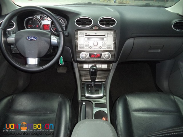 2009 FORD FOCUS HB