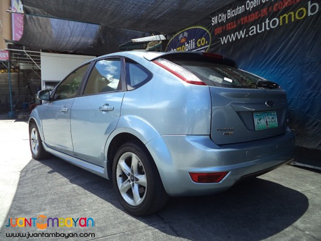 2008 FORD FOCUS HB