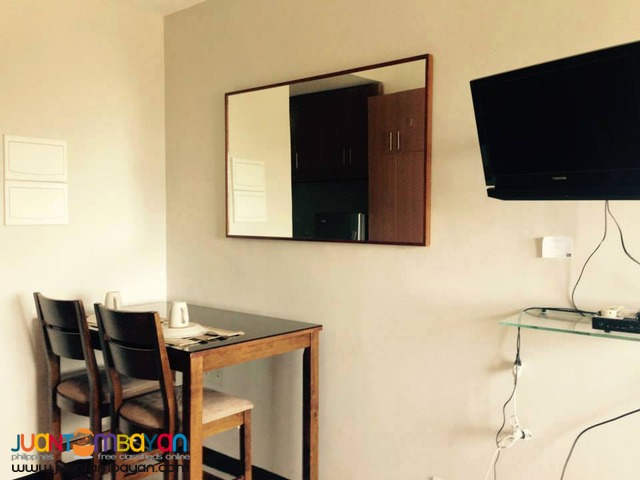 Studio Furnished Condo Unit For Rent in Mabolo Cebu City