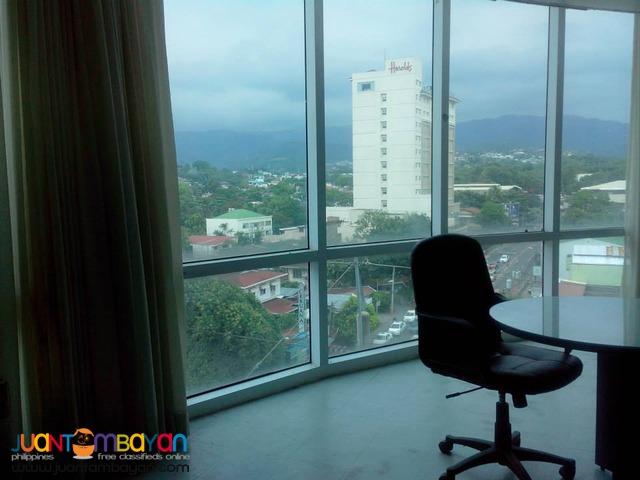 54 sq.m Condo Office For Rent in Escario Cebu City