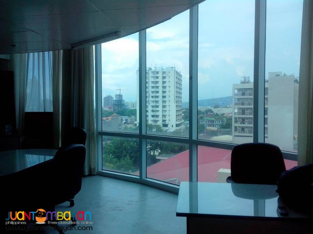 54 sq.m Condo Office For Rent in Escario Cebu City