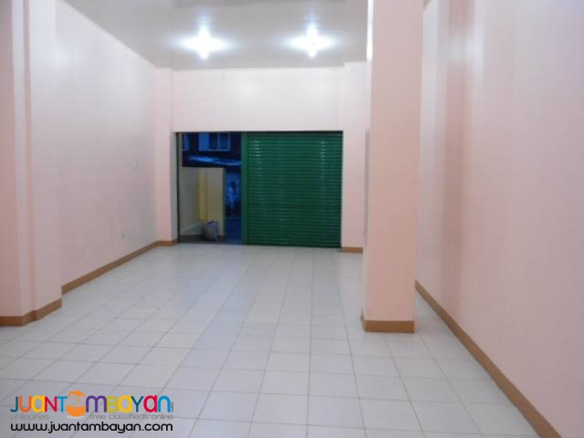 25k 40 sqm. Commercial Space For Rent in Guadalupe Cebu City