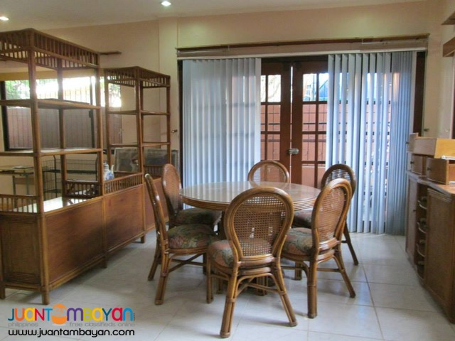 35k Furnished 4 Bedroom House For Rent in Labangon Cebu City