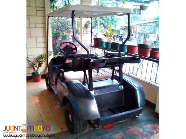 EZ GO Textron Electric Golf Cart