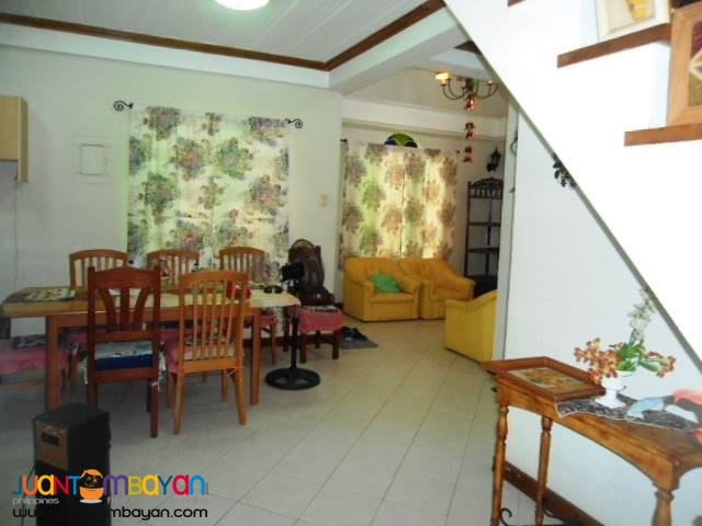 For Rent Furnished House in Labangon Cebu City - 3 Bedrooms
