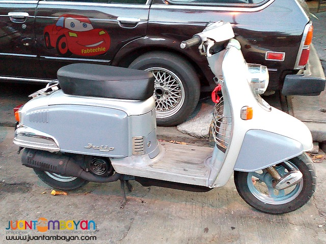 Honda Julio Motor Bike Scooter
