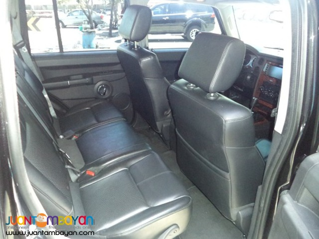 2010 JEEP COMMANDER CRDI