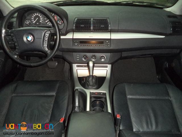 2004 BMW X-5