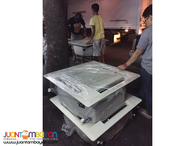 Chilled Water Aircon Installation and Supply
