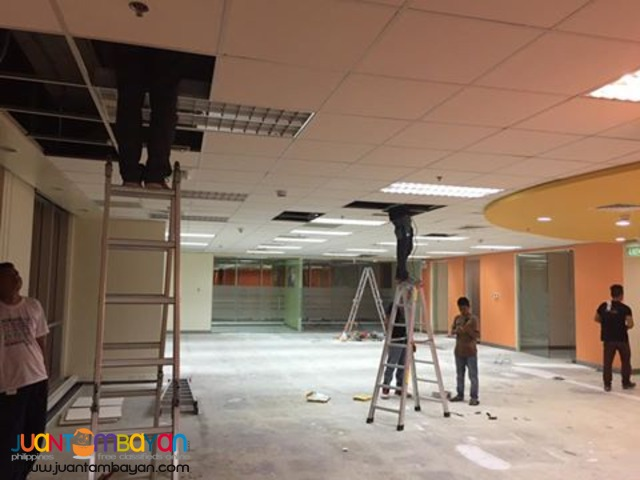 Any types of Aircon Installation and Supply in Office (any brand)