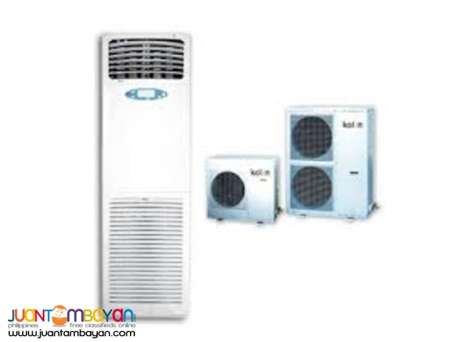 Floor Mounted Aircon Supply and Installation (Any brand)