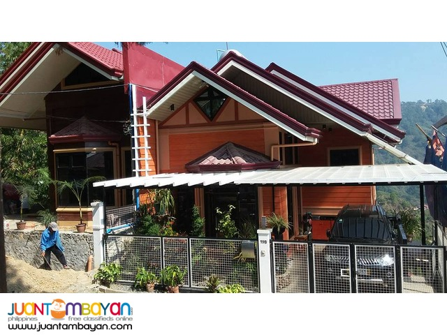 House and Lot in Baguio City