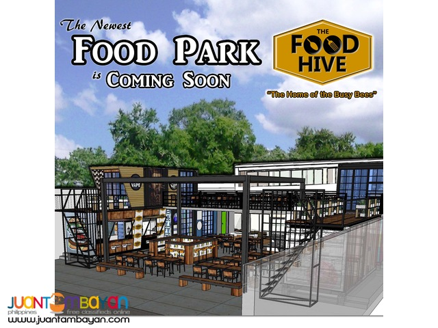 Food Park Space for Lease