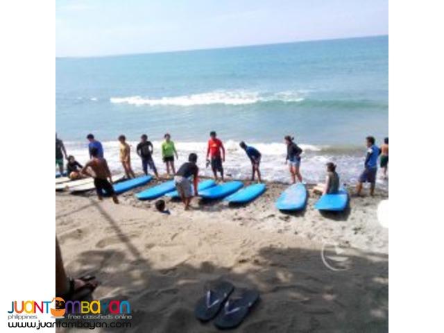 Surf. Surf. Surf. Baler tour package