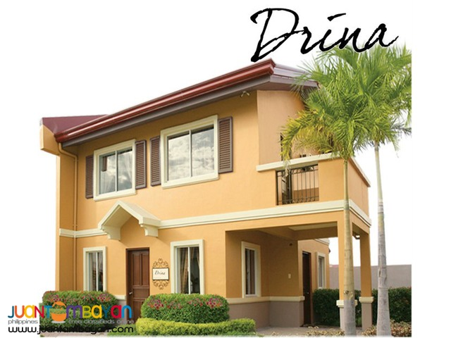 Camella Homes SJDM - Drina