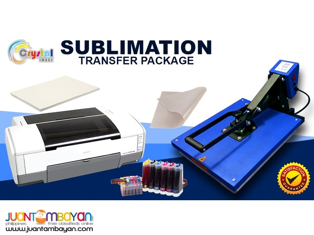 Sublimation Printing Business Package