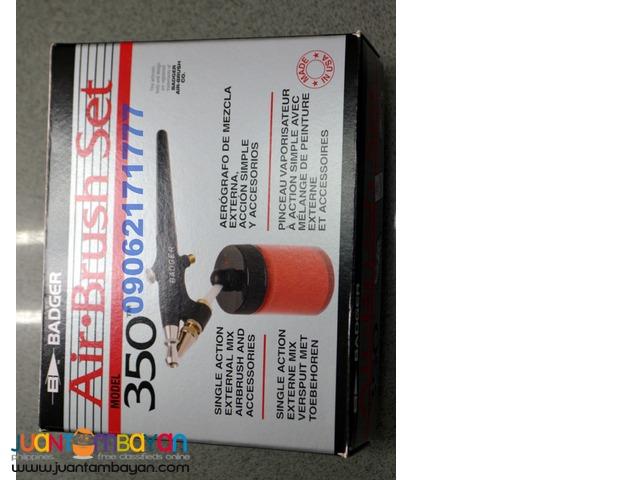 Badger Airbrush Set MAde in USA Original