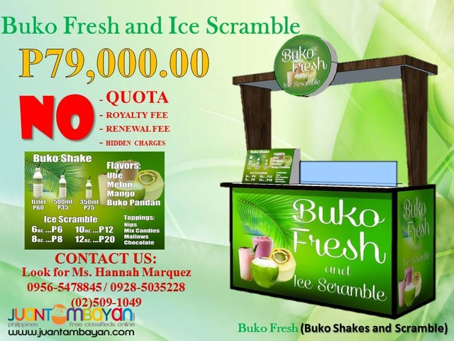 Start your Own Food Cart Business for Only P79,000.00