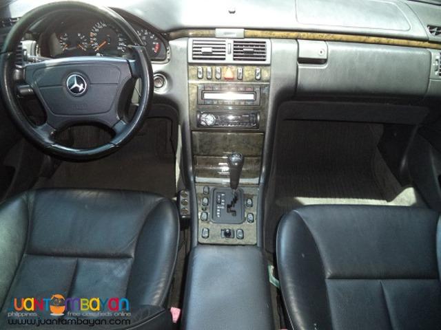 1998 MERCEDES BENZ E420 WAGON