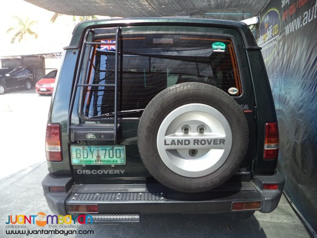 1997 LANDROVER DISCOVERY