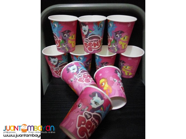 my little pony party theme supplies