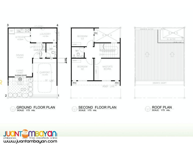 TownHouse 2storey as low as P16,998k monthly equity in Lapu Lapu City