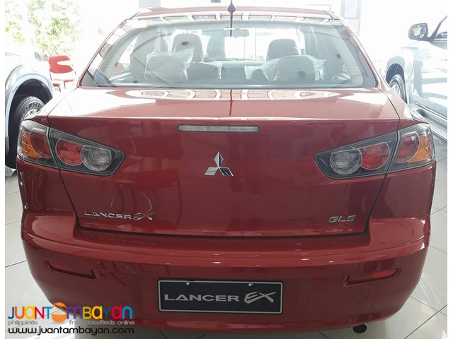 28k all-in d.p 2016 Lancer Ex GT-A 2.0