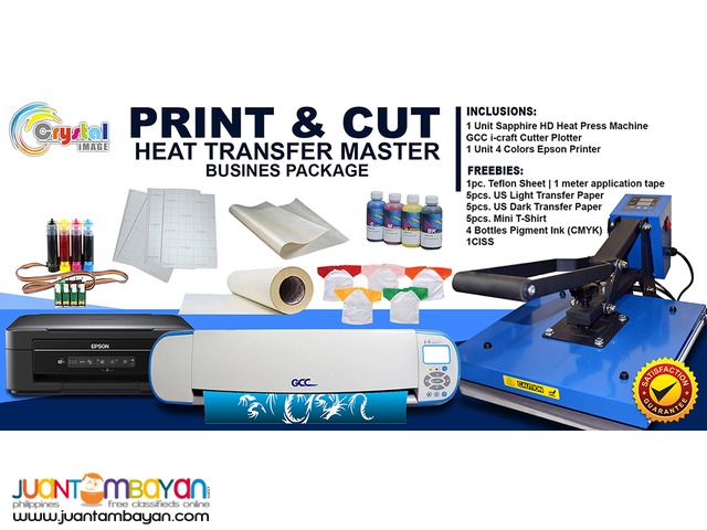 T-shirt Printing Business Equipment