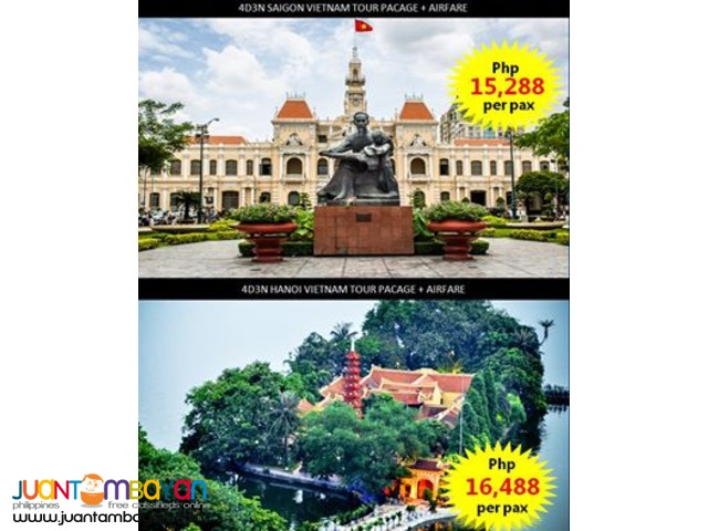 Vietnam Tour Packages on PROMO!!