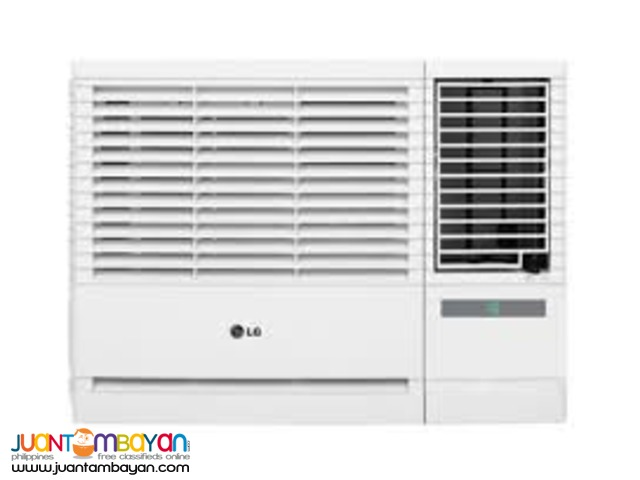 Window Type Aircon (Available:Any brand)